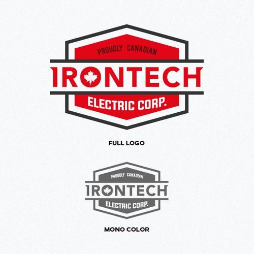Irontech Logo