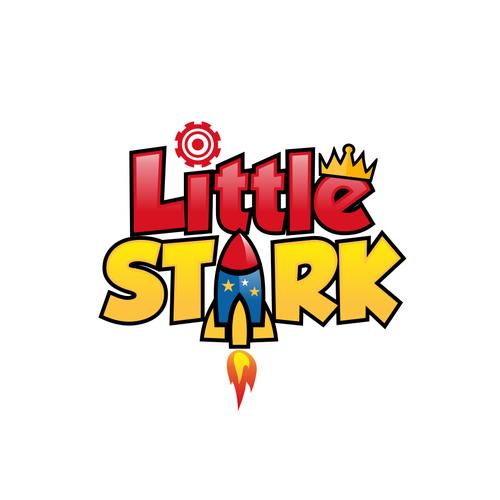Little Stark Logo Designs