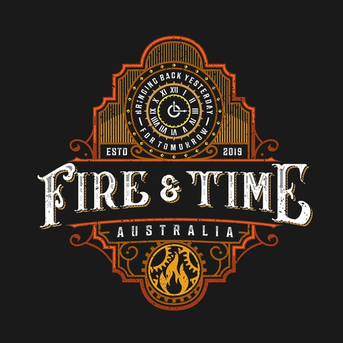 Fire and Time or Fire & Time