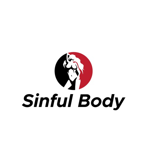 Online bikini accessories website logo