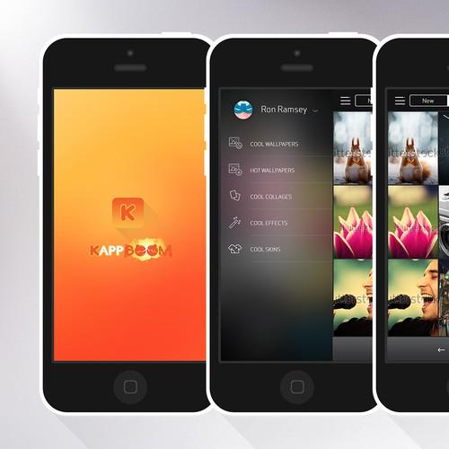 Kapboom App