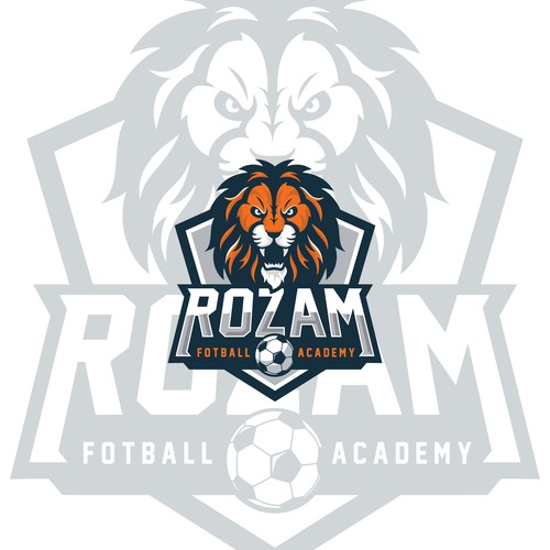 Football academy logo