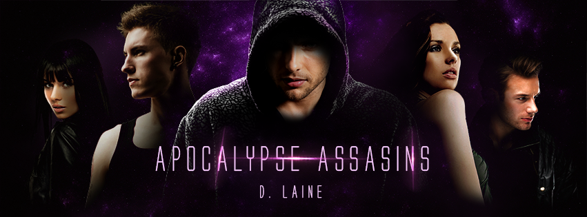 New book series banner