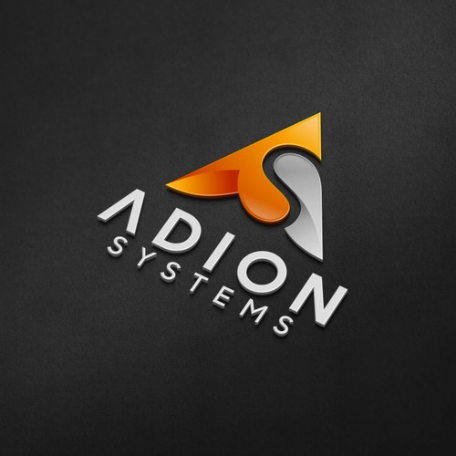 Create an exceptional logo and branding for Adion Systems.