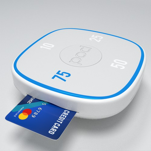pod charity credit card