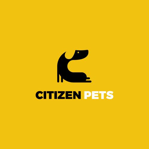 Logo Design - Citizen Pets