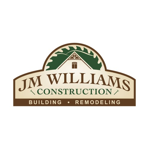 Contractor needing creative logo for building and remodeling
