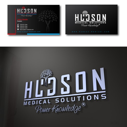 "Hudson Medical Solutions ""win this contest and other jobs will follow on a one on one basis"""