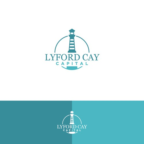 Second Logo Concept for LYFORD CAY Capital
