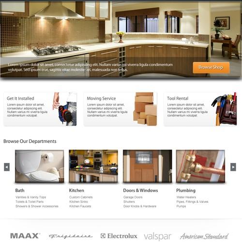 Harriz Crown Website Design