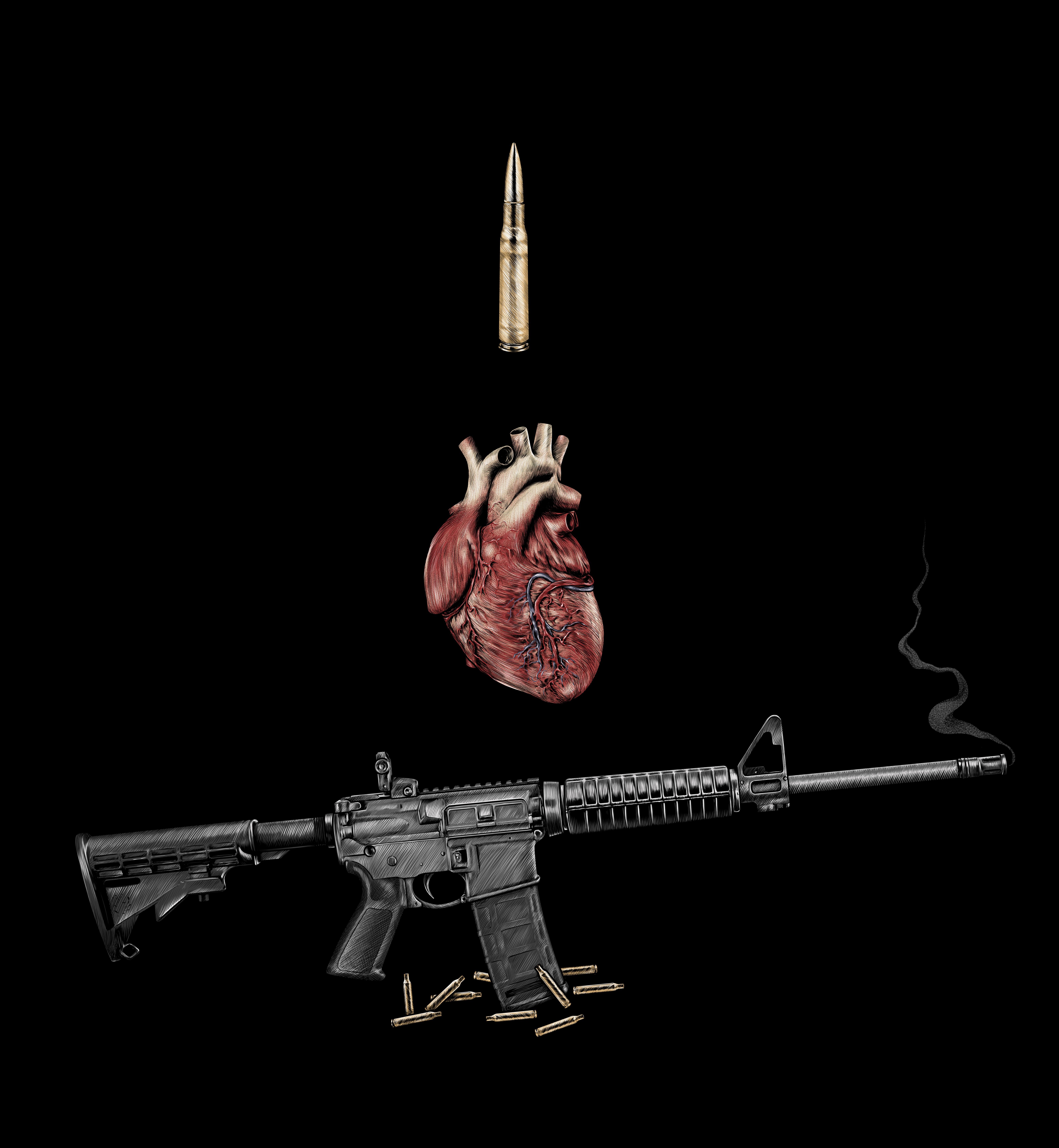 I Heart The 2nd Amendment