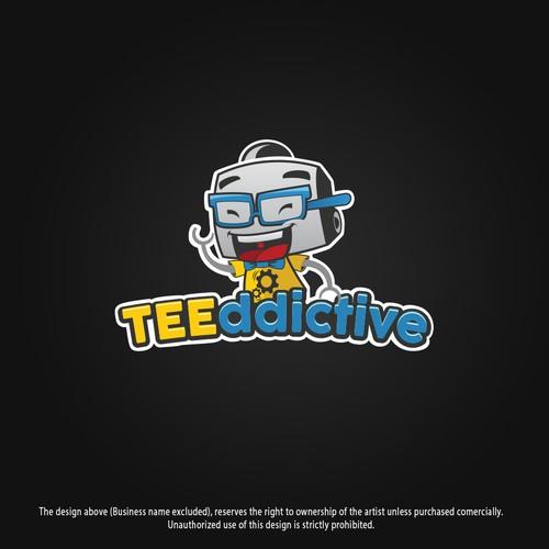 Logo for TEEddictive