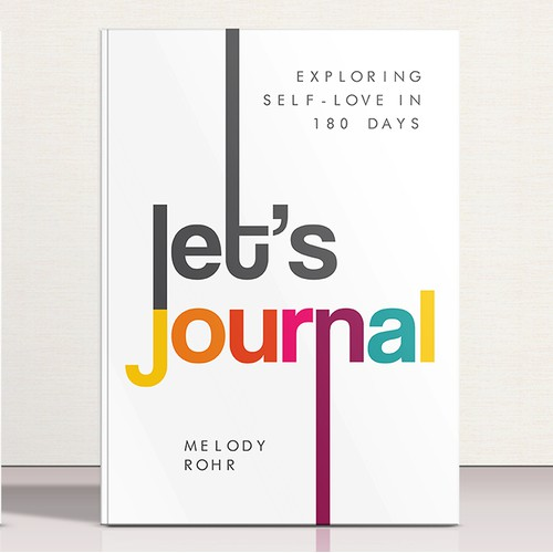 Book Cover for Self-Love Journal