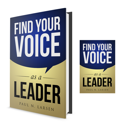 Find Your Voice // Book Cover