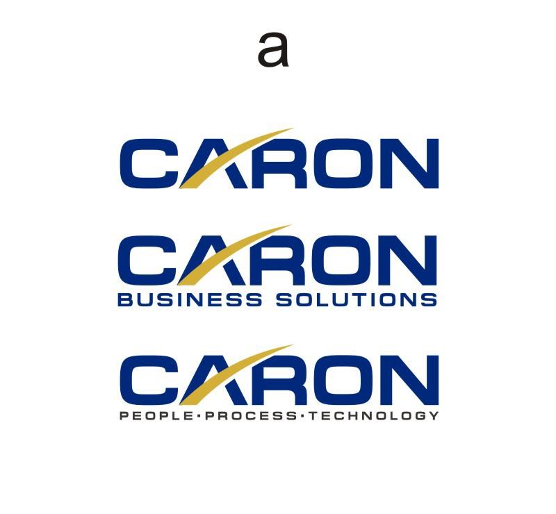 Help Caron with a new logo