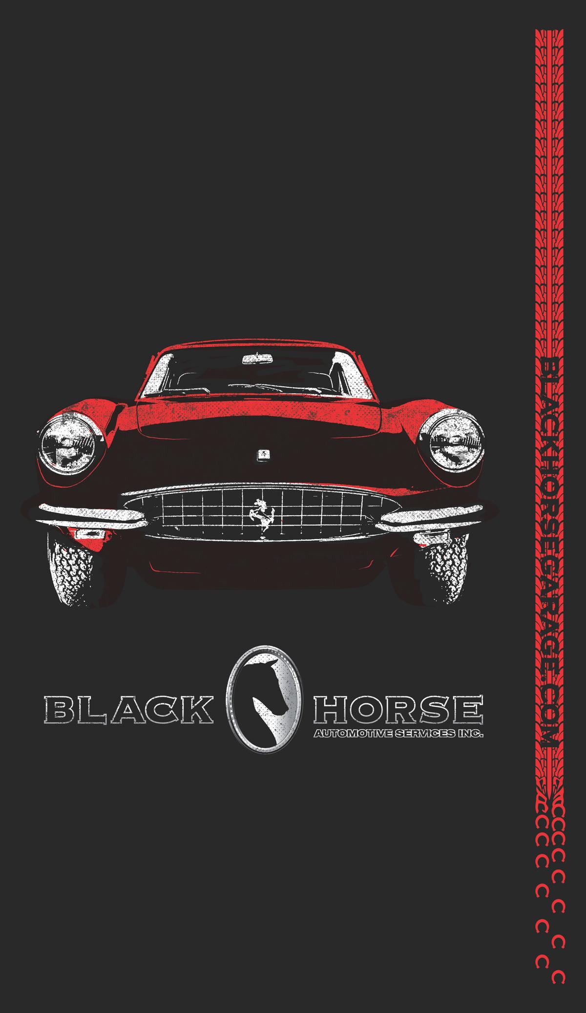 Black Horse Tee's