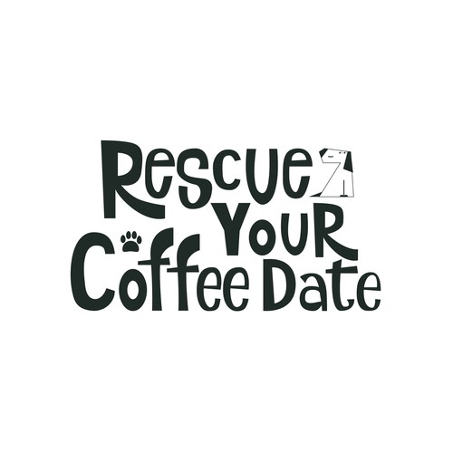 Design a mug for coffee and dog lovers