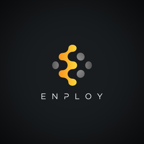 Logo concept for a consulting company
