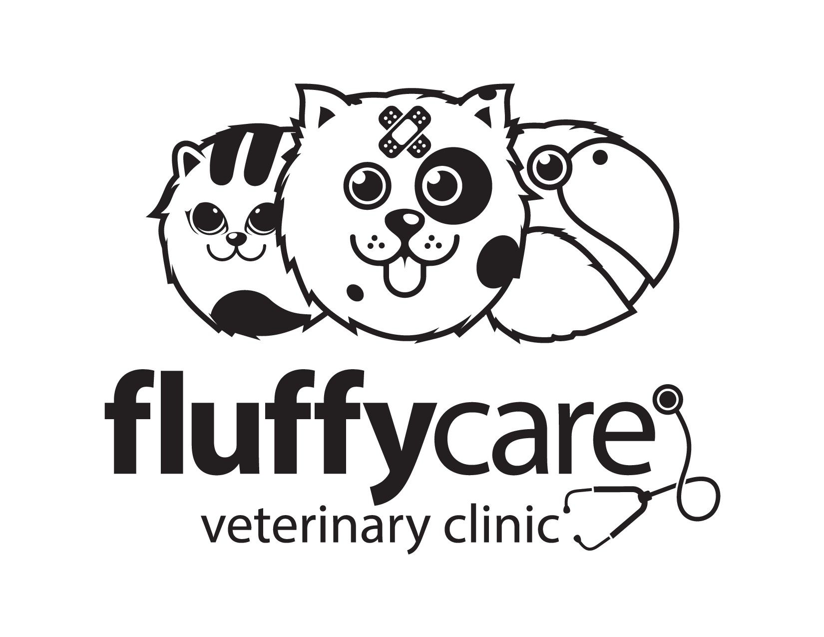 Fluffy Care for Veterinary Clinic