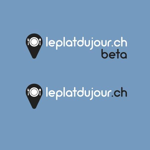 Logo leplatdujour.ch