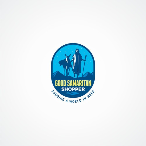Good Samaritan Logo - Ecommerce and Charity