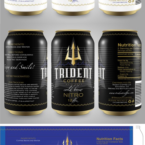 Trident BREW