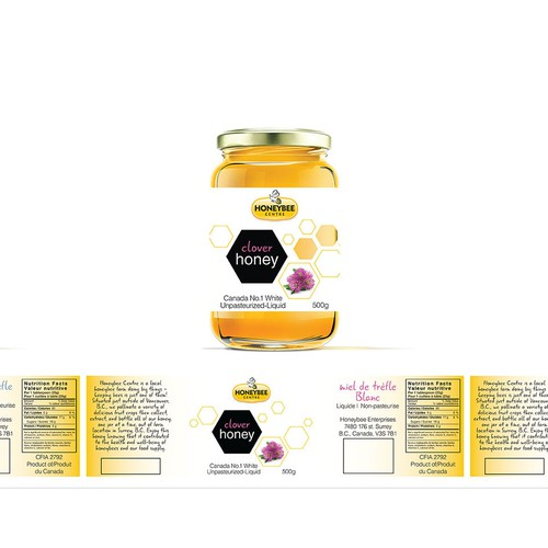 Take a small honey producer to the next level!