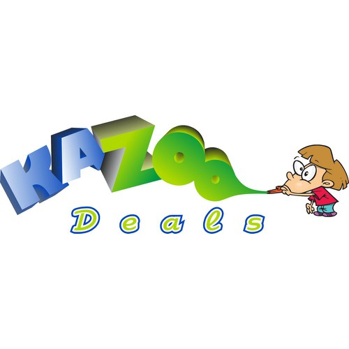 Help KazooDeals with a new logo