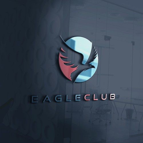 Logo for Eagle Club