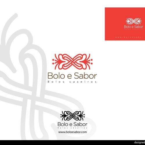 Help Bolo e Sabor with a new logo