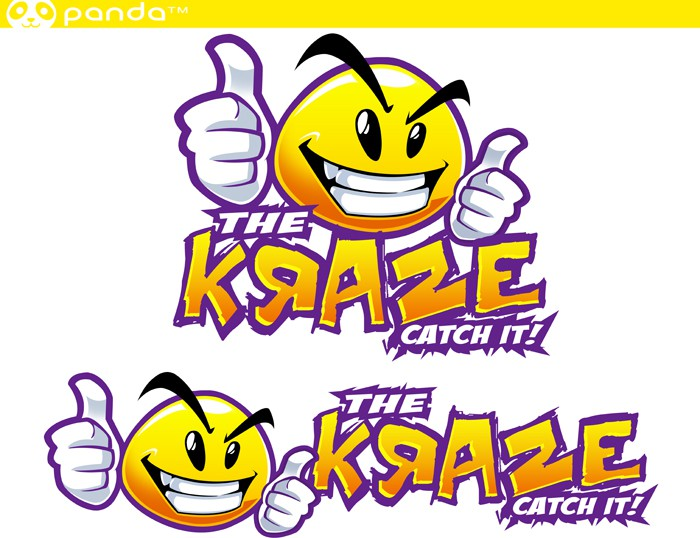 logo for KRAZE Fitness