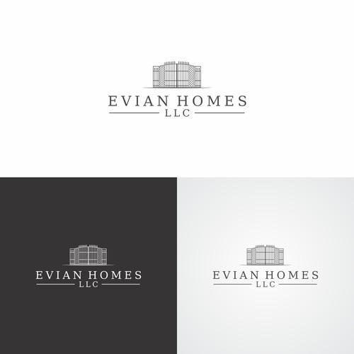 Logo Design for Evian Homes, LLC
