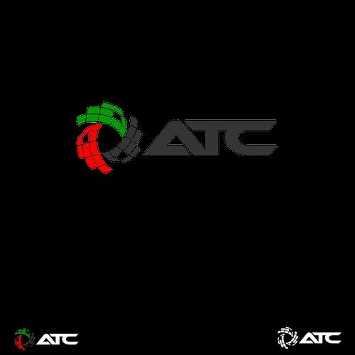 atractive logo for ATC