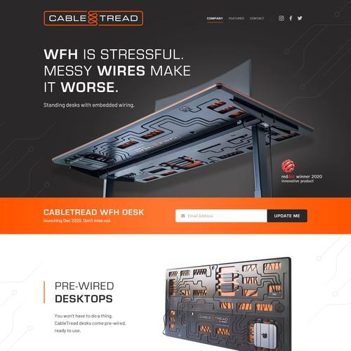 Cable tread