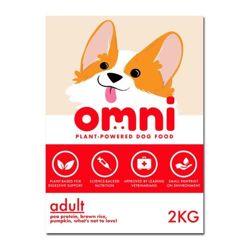 Omni - Plant Powered Dog food