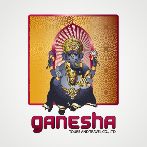 GANESHA TOURS AND TRAVEL CO., LTD. - Siem Reap, Cambodia - LOGO TIME!!