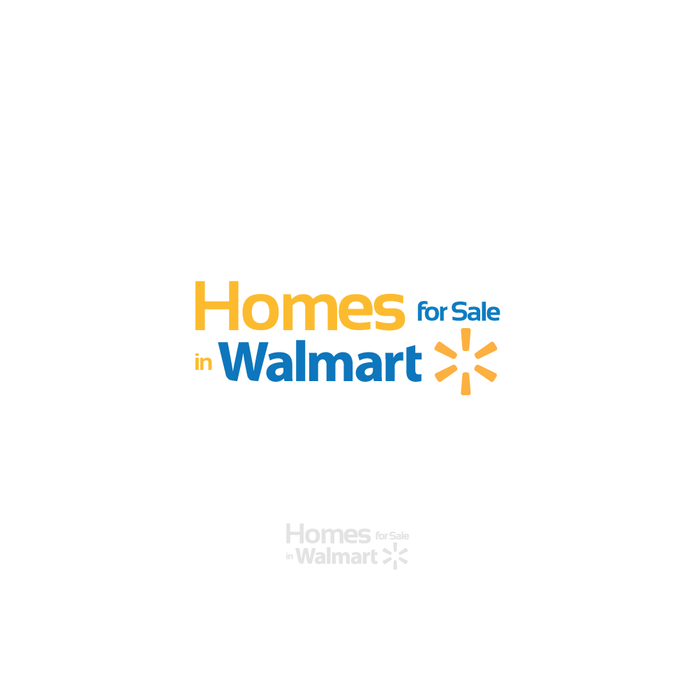 """Help """"Homes for Sale in Walmart"""" with a new logo and business card"""