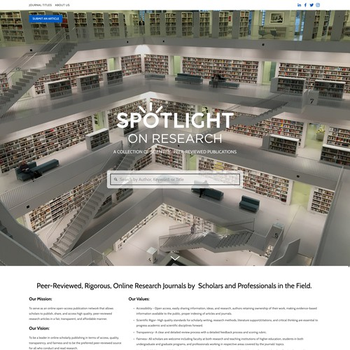 Spotlight on Research