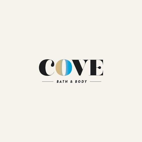 Logo for Cove Bath & Body