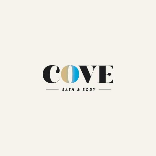 Logo for Cove Bath & Body