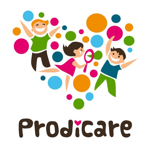 Logo design for childcare and afterschool center