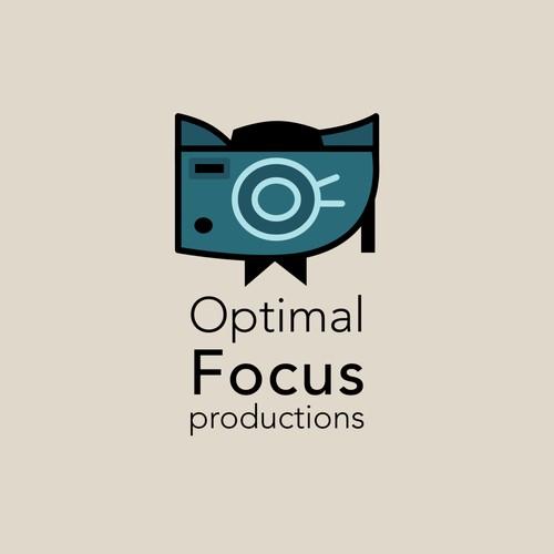 Logo for videographer