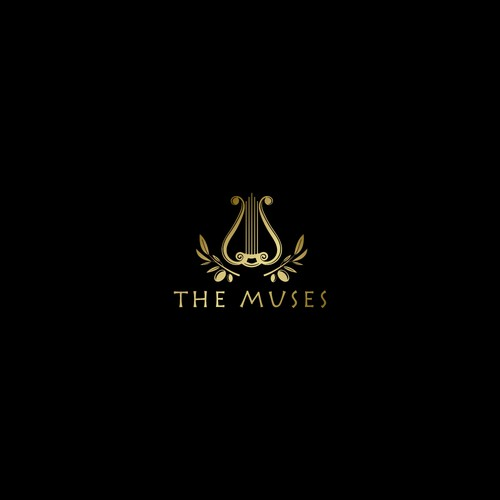 The muses. Concept
