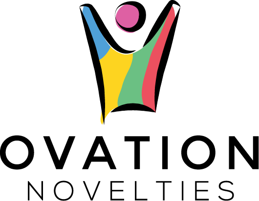Ovation Novelties Logo Design