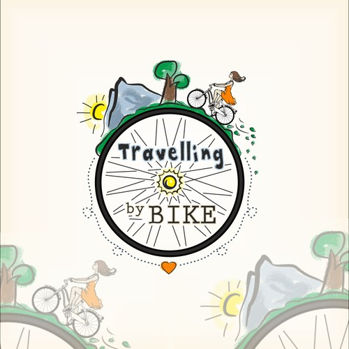 Travelling by bike