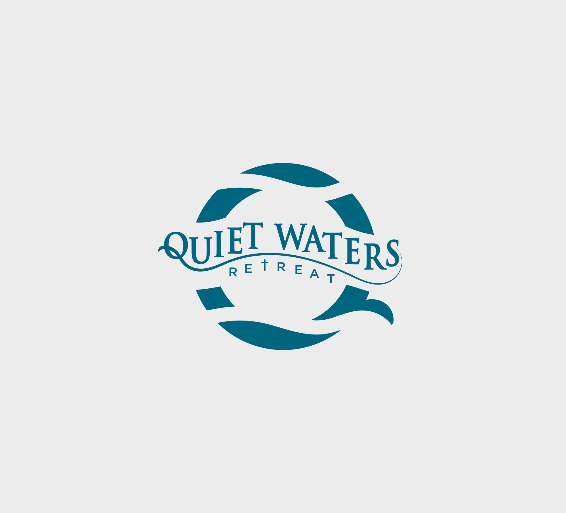 Create a timeless logo for a spiritual retreat center