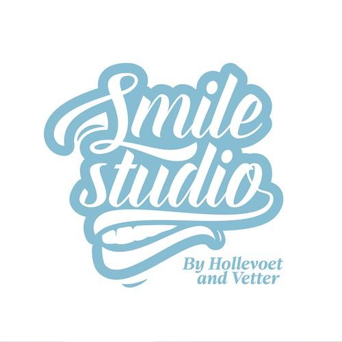 Fun Creative Logo for Smile Studio