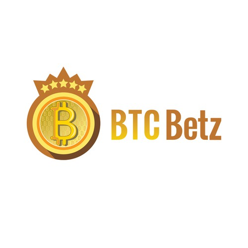 logo for a Bitcoin Sports betting website