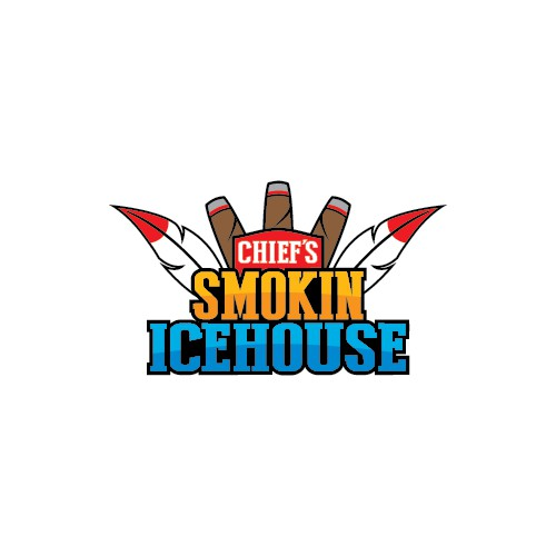 Chief's Smokin Icehouse Logo