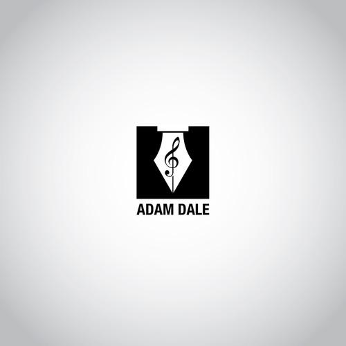 logo concept for Adam Dale